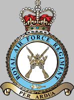 RAF Regiment badge